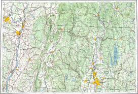 Albany Map Download Topographic Map In Area Of Albany Springfield