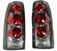 aftermarket lights for trucks chevy pickup custom aftermarket tail lights at monster auto parts