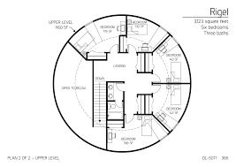 dome floor plans gallery floor plan dl 5017 monolithic dome institute
