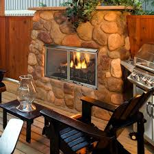 Outdoor Fireplace Insert - fireplaces outdoor fireplace gas fireplaces fireplaces com