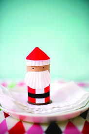 christmas crafts santa tube favour box toronto star