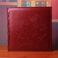 handmade leather photo albums popular handmade leather scrapbook album buy cheap handmade