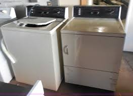 New Clothes Dryers For Sale G E Washer And Dryer Item Al9586 Sold November 5 Gover