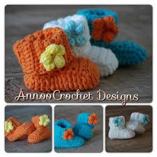 30 crochet baby booties ideas for your little prince or princess
