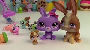lps teensies tiny small littlest pet shop series collection