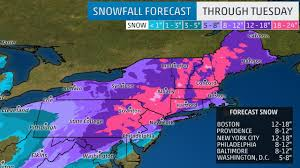 Liberty142 S 2016 Prediction Maps by All Eyes On East Coast As Big Snowmaker Looms For Tuesday