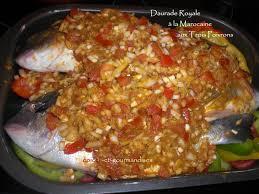 cuisiner dorade royale daurade royale aux trois poivrons à la marocaine épices et