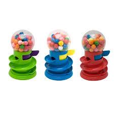 Where Can I Buy Gumballs Mini Spiral Gumball Bank With Gumballs Walmart Com