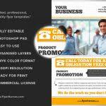 training course flyer template free business flyer template psd