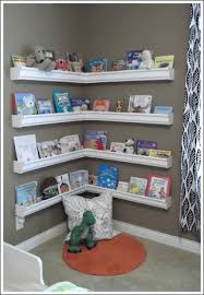 Display Bookcase For Children Wall Mounted Book Shelves Are Decorative Easy To Build And