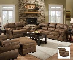 microfiber sofa and loveseat luxurious tobacco finish microfiber living room sofa and loveseat