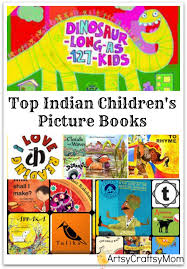 top indian picture books for children artsy craftsy