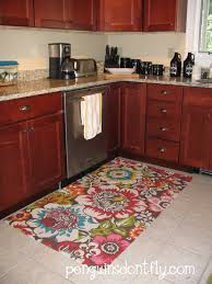 Memory Foam Kitchen Rug by Kitchen Rugs With Rubber Backing Roselawnlutheran