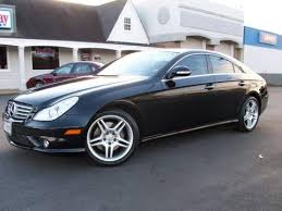 mercedes 500 for sale used 2006 mercedes cls 500 for sale stock 018198