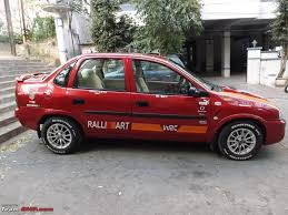 opel corsa 10 years with my opel corsa red baron 30 000 kms of smiles
