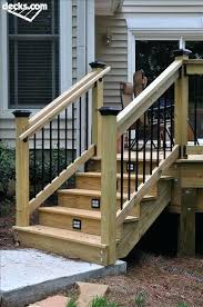 outside stairs design astonishing outside stairs designs at outdoor stair railing ideas