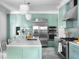 green kitchen walls oak cabinets of very fresh kitchen green walls