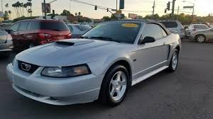 mustang 2003 gt for sale ford mustang gt deluxe convertible in az for sale used