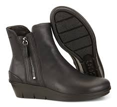 ladies short biker boots ecco boots for women an official ecco uk online store
