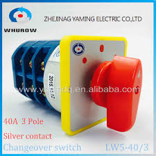 online get cheap manual changeover switch aliexpress com