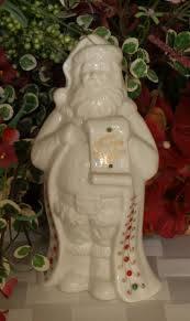 13 best lenox china jewels santas images on pinterest figurines