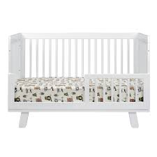 babyletto modo 3 in 1 convertible crib baletto hudson in convertible crib in white free shipping with