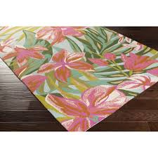 Black And Pink Rugs Pink And Green Rug Roselawnlutheran
