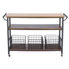 metal kitchen island metal kitchen islands carts you ll wayfair