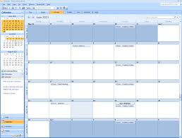 outlook printable calendar in a4a3 print template 2016 monthly