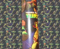 tmnt wrapping paper mutant turtles gift wrap tmnt gift wrap gift bows