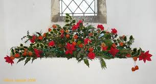 church flower arrangements flowers church christmas flowers in church flower