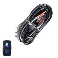 Led Light Bar Wiring Harness by Ee Support Car Styling 40a 300w Wiring Harness Kit Led Light Bar