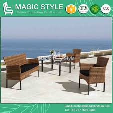 china patio furniture outdoor wicker furniture garden rattan