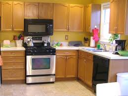 Oak Cabinets Family Style Living - Spruce up kitchen cabinets