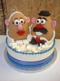 wedding cake m s mr mrs potato wedding cakes random potato