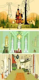 foster s home for imaginary friends background paintings for foster u0027s home for imaginary friends