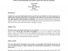 Resume Not Required Ministry Resume Example Of Resume In English Resume For Your