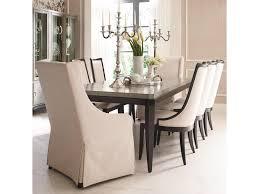 Legacy Dining Room Furniture Legacy Classic Symphony 9 Rectangular Table Set V