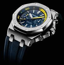 oceanictime audemars piguet royal oak offshore diver chronograph