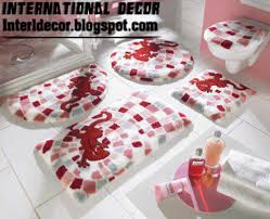 bath mats set bathroom rug set impressive manificent interior home design