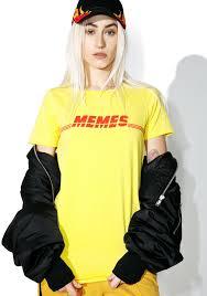 Yellow Raincoat Girl Meme - vetememes memes tee dolls kill