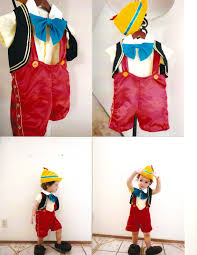 Halloween Crafts For Infants by Frosted By Talina Del Rio Pinocchio Costume For My Baby Boy