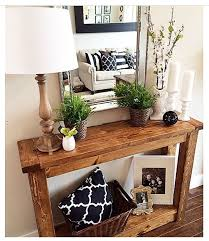 Entrance Tables Furniture Best 25 Entry Table With Drawers Ideas On Pinterest Console