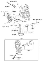 lexus is zahnriemenwechsel öldruckleuchte blinkt sporadisch im leerlauf seite 3 motor