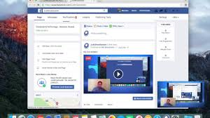 Mac Desk Top Computer How To Stream From Your Mac Desktop To Facebook Live Youtube