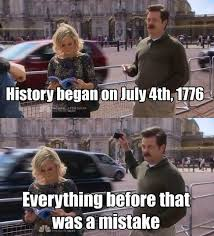 Swanson Meme - happy independence day from ron swanson funny dank memes gag