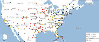 united airlines hubs my best guess on what will happen to american s hubs post merger