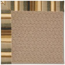 Capel Area Rug by Capel Allure Coffee 5 Ft X 8 Ft Area Rug 9176rs05000800700 The