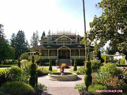 Lin Family Mansion And Garden The Mcdonald Mansion From