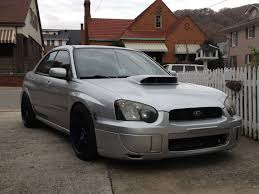 subaru modified 2004 subaru sti impreza wrx wrx stage 2 for sale harlan kentucky